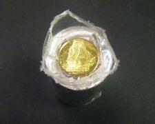 2012 $2 WAR of 1812 HMS Shannon original roll Canada Toonie Uncirulated coin