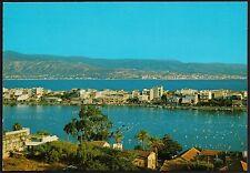 AA1210 Messina - Provincia - Ganzirri - Il Lago - Panorama dello Stretto
