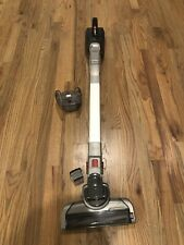 black and decker cordless vacuum cleaner (motor needs replacement)