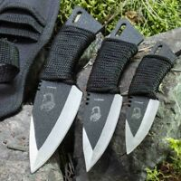 9.72in SCORPION  225577 • THROWING • FIXED BLADE KNIFE K0