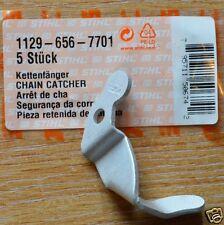 Genuine STIHL Cadena catcher MS200T MS200 200 020T MS192T 1129 656 7701 seguimiento