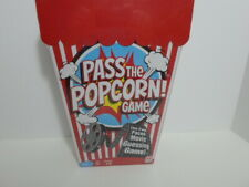 Pass the Popcorn Movie Trivia Game New & Sealed By Mattel