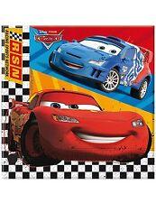 20 Disney Pixar Cars RSN Children's Party 33cm Paper Luncheon Tissue Napkins