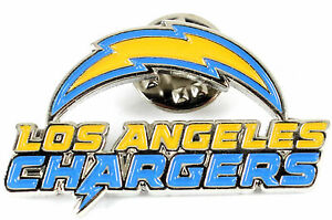 Los Angeles Chargers Logo Pin