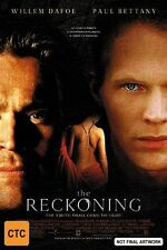 The Reckoning (DVD, 2005)**R4*New & Sealed*Paul Bettany*