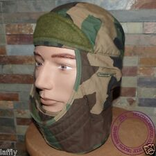 Liner isolation grand froid couvre tête sous casque, cap cold weather insulation