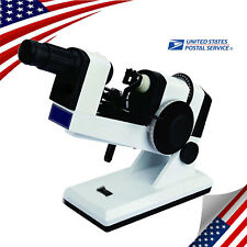 USA Manual Lensmeter Focimeter Lensometer Optometry Optic Machine AC/DC 110V