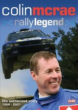 COLIN MCRAE RALLY LEGEND DVD. WORLD RALLY CHAMPION. WRC. 138 Mins. DUKE 2132NV