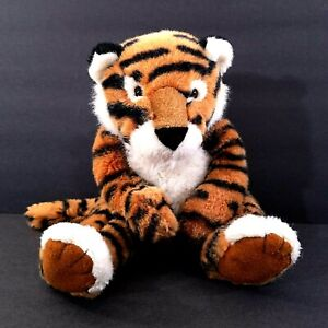 Tickles The Tiger Stuffed Animal Plush Russ Berrie Heartcraft Weighted Plushie
