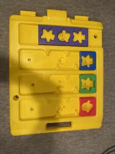 Today's Kids Play Yard REPLACEMENT PART YELLOW SECTION ONLY