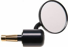 Oberon 60mm Steetfighter Bar End Mirror for 7/8 bars - BLACK - NEW one mirror