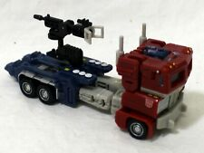 Hasbro Transformers Classics Deluxe Optimus Prime Complete
