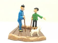 Figurine Tintin Tchang le Petit Guide / Pixi [Etat Neuf Certificat]