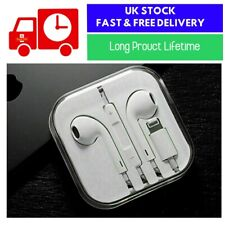 Apple Comptable Earphone/Headphones With Mic Bluetooth For iPhone 7 8 Plus X 11