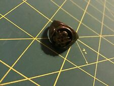 VINTAGE 925 STERLING SILVER US ARMY RING. SIZE 10