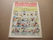 *** ROBINSON *** n° 164 - 18/06/1939