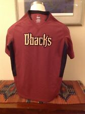 Arizona Diamondbacks Jersey Boys XL Majestic jersey