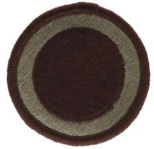 1st Army I Corps Desert 2 1/4 Inch Cap Hat Embroidered Patch F1D22F