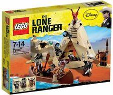 LEGO THE LONE RANGER COMANCHE CAMP 79107 - NUEVO, PRECINTADO SIN ABRIR