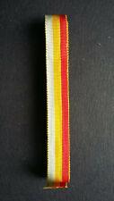 CAMBODGE. Ruban pour la médaille de Norodom Ier. 10 mm.
