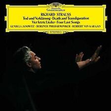 """R. Strauss: Tod und VERKLÄRUNG Op.24, VTR 158; Vier Letzte Li (New 12"""" Vinyl LP)"""
