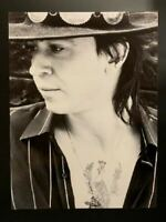 Stevie Ray Vaughan Photograph Portrait