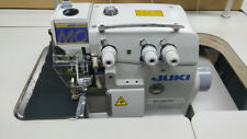 Juki Mo 6804s Industrial 3 Thread Overlock Serger New With Servo Mo 6704s