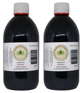 Peppermint Decoction 525ml Twin Pack (1050ml)