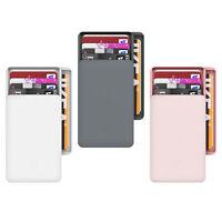 Zenlet 2 Plus Aluminum RFID Blocking Wallet Double Compartments Tap & Pay