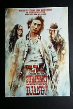 SUKIYAKI WESTERN DJANGO MOVIE 5x7 FLYER MINI POSTER (NOT A movie )