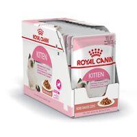 Royal Canin Kitten instinctive GRAVY (in salsa) alimento per gattini 12x85gr