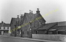 Kirkcudbright Railway Station Photo. Castle Douglas and Dumfries Line. GSWR. (5)