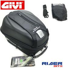 GIVI 15L ST603 Teléfono Impermeable Metro tankbag Tanklock Bolsillo Deportes Motos