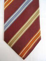 WIE NEU - Krawatte von DANIEL HECHTER, 100% Seide, Made in Italy, Luxus, Schlips