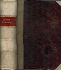 Corpus Juris Civilis Digesto Libro Decimo A69