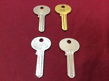 Wilson-Bohannon by Ilco, Curtis & Keil, W1 Key Blanks, Set of 4-Locksmith