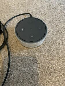 Amazon Echo Dot (2nd Gen) – Smart Speaker with Alexa – MODEL NO RS03QR - WHITE