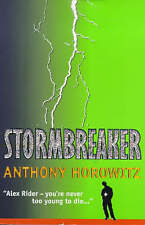 Stormbreaker by Anthony Horowitz (Paperback, 2000) an Alex Rider Book
