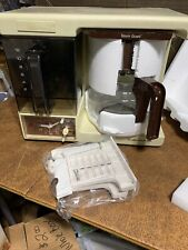 Vintage Hamilton Beach Under Cabinet Automatic 12 Cup Coffee Maker - New Beige