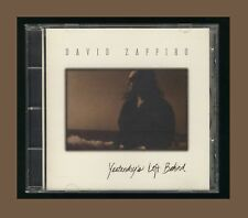 David Zaffiro - Yesterday's Left Behind (1994 CD Frontline Records) VG OOP CCM