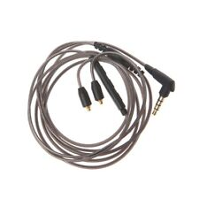3.5mm Earphone Cable Detachable MMCX Cord With MIC For Shure SE215 SE425 UE900