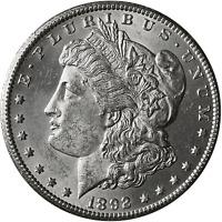 1892-O Morgan Silver Dollar Brilliant Uncirculated - BU