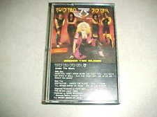 """Twisted Sister """"Under The Blade"""" MINT cndt CASSETTE TAPE - Rarely ever played"""