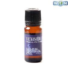 Vetiver aceite Esencial 10ml 100% Puro (eo10veti)