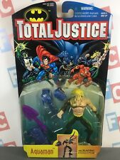 Kenner 1996 DC Comics Total Justice Series 1 Aquaman Figure