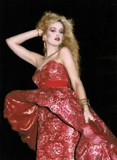 JERRY HALL  PHOTO 1985 UNIQUE UNRELEASED IMAGE LONDON EXCLUSIVE HUGE 12 INCH GEM
