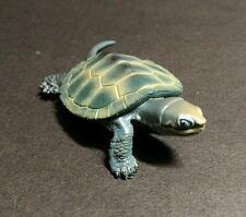 Yujin (Like Kaiyodo Takara) Japanese Pond Turtle Replica Pvc Figure Model