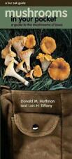 Mushrooms in Your Pocket: A Guide to the Mushrooms of Iowa (Bur Oak Guide) by Hu