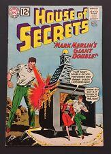 House of Secrets #53 5.5/Fine- March 1962 DC Comics