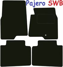 Deluxe Quality Car Mats for Mitsubishi Pajero SWB 00-07 ** Tailored for Perfect